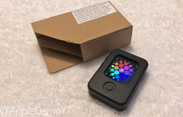 Acesta poate fi un prototip de smartwatch Apple Watch