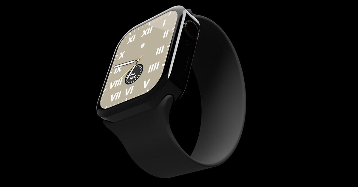 Acesta poate fi viitorul design de smartwatch Apple Watch