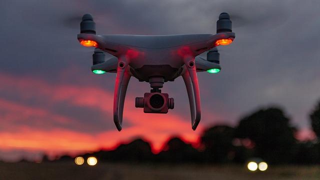 DJI va putea o vreme vinde drone, in ciuda acestui fapt