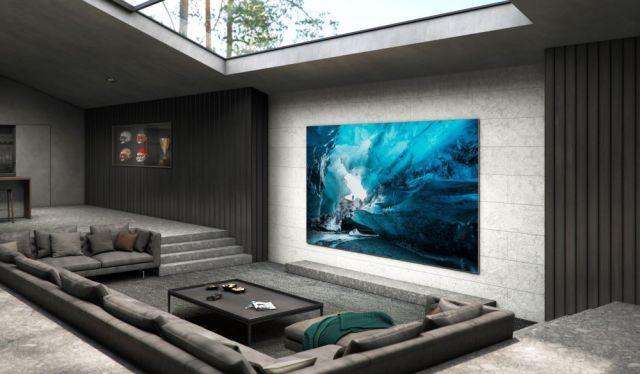 Despre TV-ul MicroLED de 110 inci al Samsung