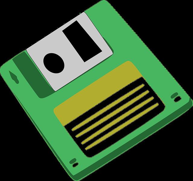 Filmul care a fost stocat pe o discheta flappy disk