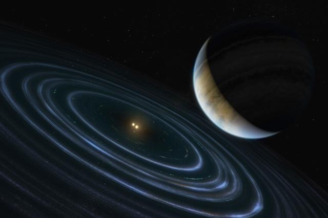 La ce distanta se afla a noua planeta din sistemul solar