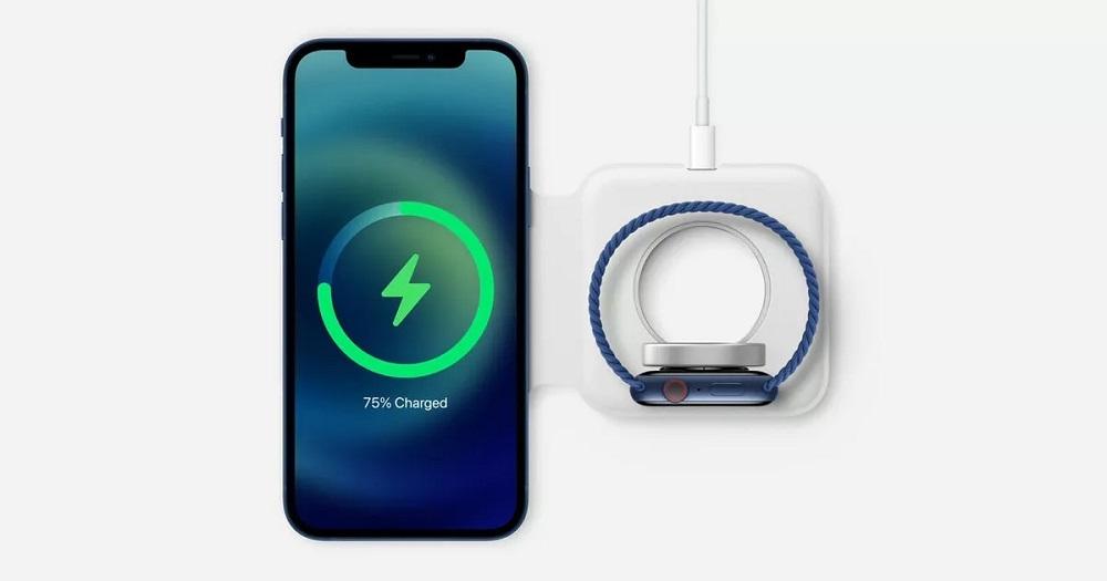 La ce pret poate fi cumparat incarcatorul wireless MagSafe Duo al Apple