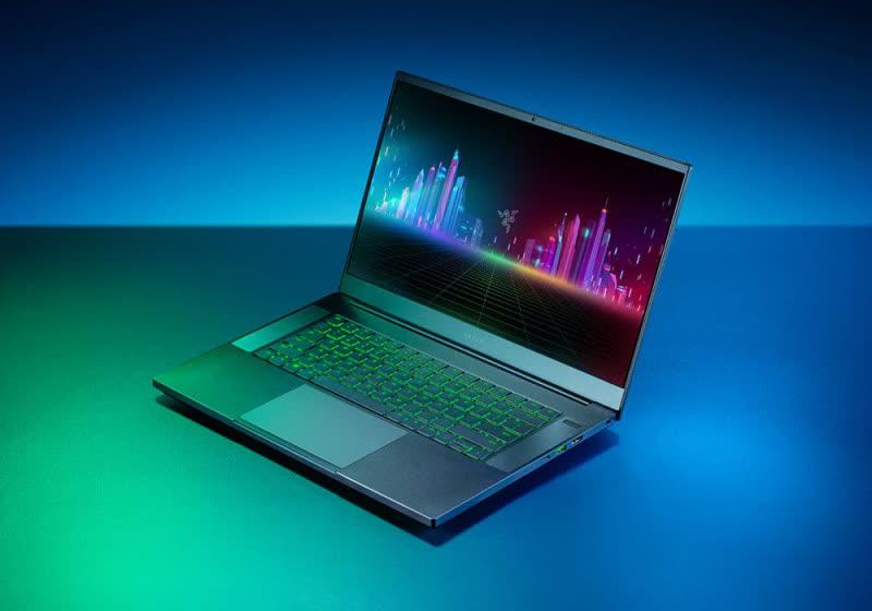 Pretul acestui laptop de gaming Blade 15 mai ieftin
