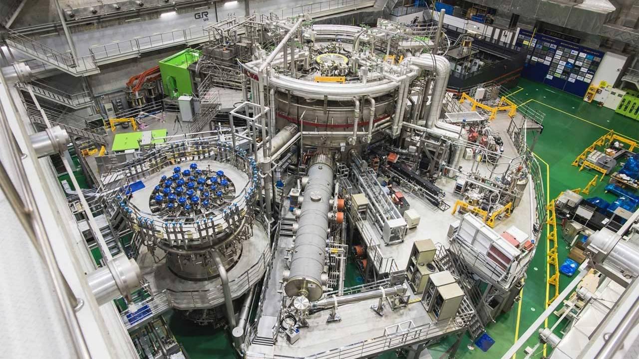 Recordul stabilit de un reactor de fuziune din Coreea de Sud