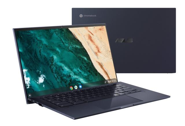 Acest Chromebook al ASUS cantareste doar 0,999 de kilograme