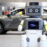 Ce rol are robotul DAL-e al Hyundai
