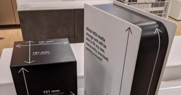 De ce IKEA a creat machete PS5