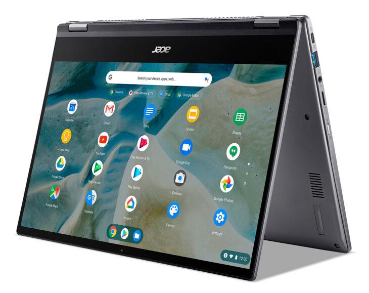 Pretul si specificatiile Chromebook-ului Acer Spin 514