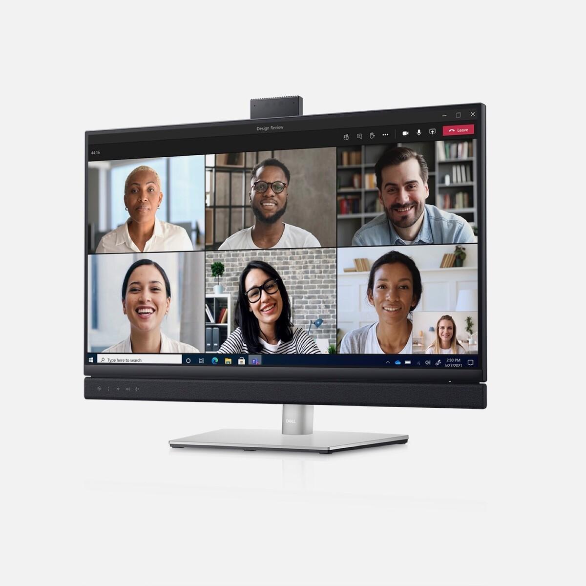 Preturile noilor monitoare Dell cu camere web incorporate