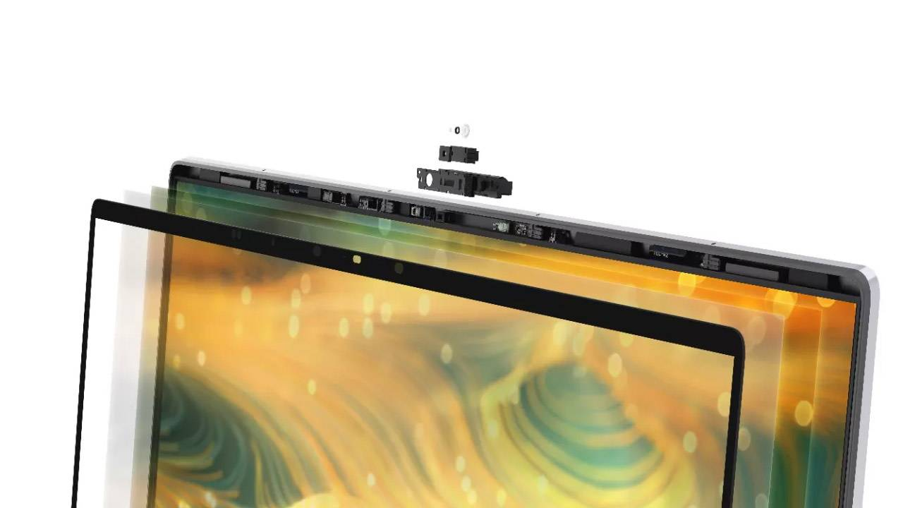 Primele laptopuri cu camera web care se inchide si se deschide automat prin obturator