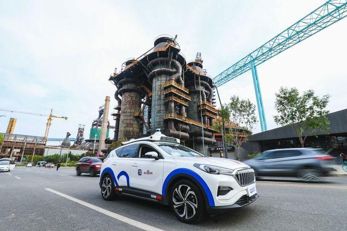 Statul american in care Baidu poate acum testa masini autonome fara sofer