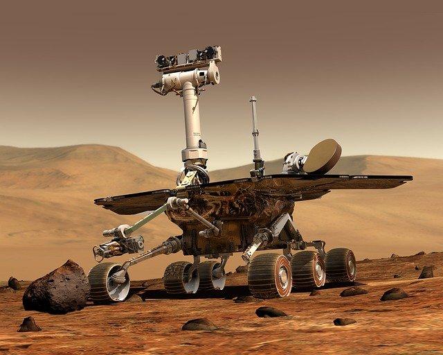 Ce procesor integreaza roverul Perseverance de pe Marte