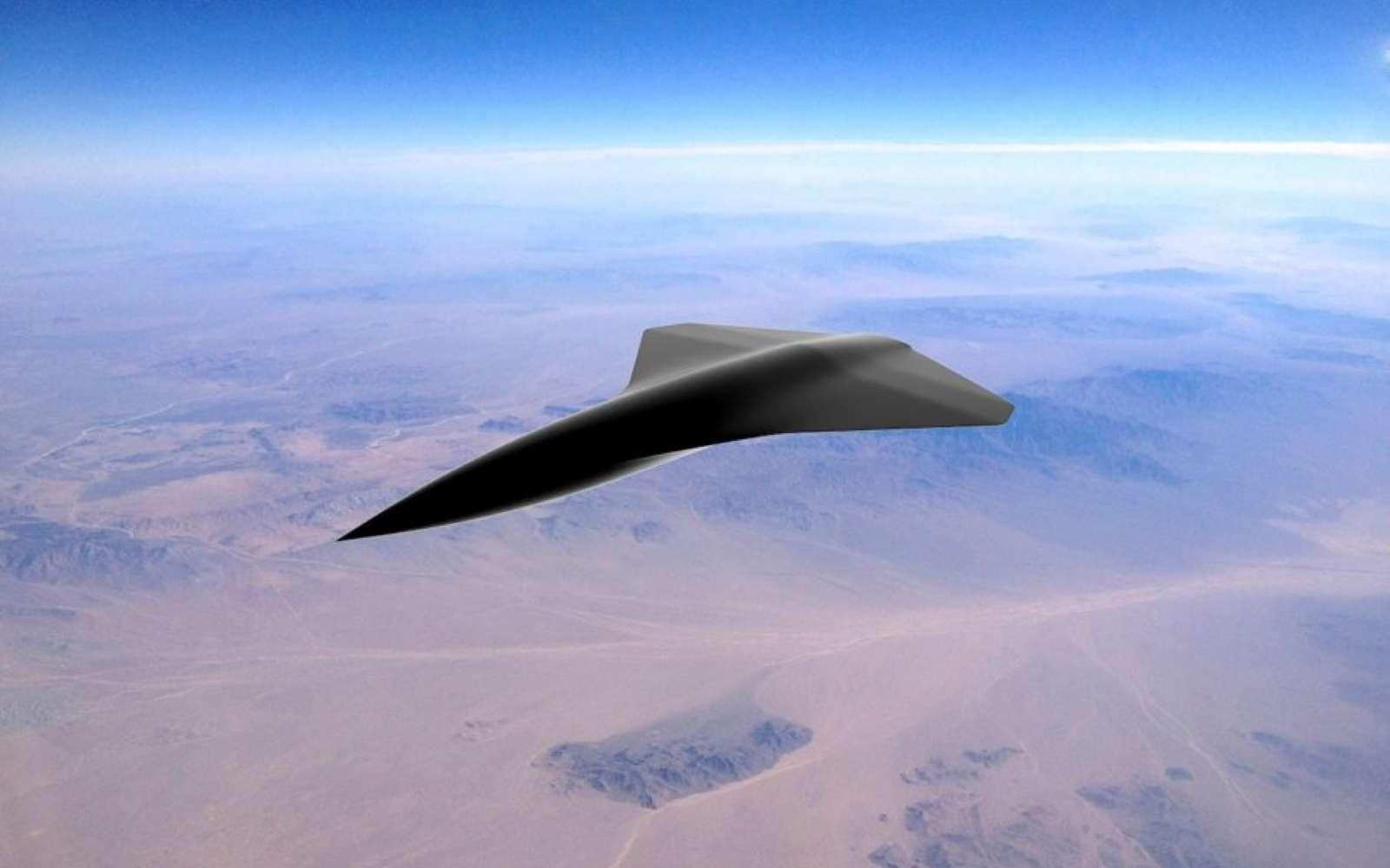 Drona militara care circula cu 2400km h