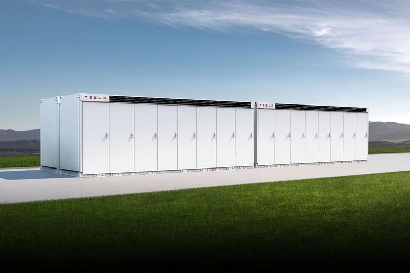 Unde construieste Tesla o instalatie de 100MW pentru stocarea energiei