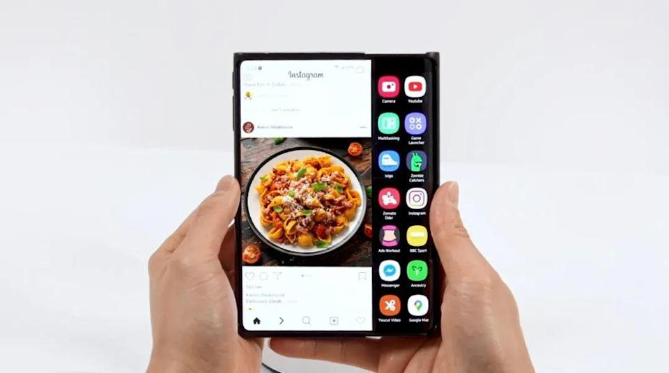 Compania care a dezvaluit urmatoarea generatie de ecrane flexibile
