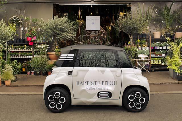 Pretul dubei electrice Ami Cargo a Citroën