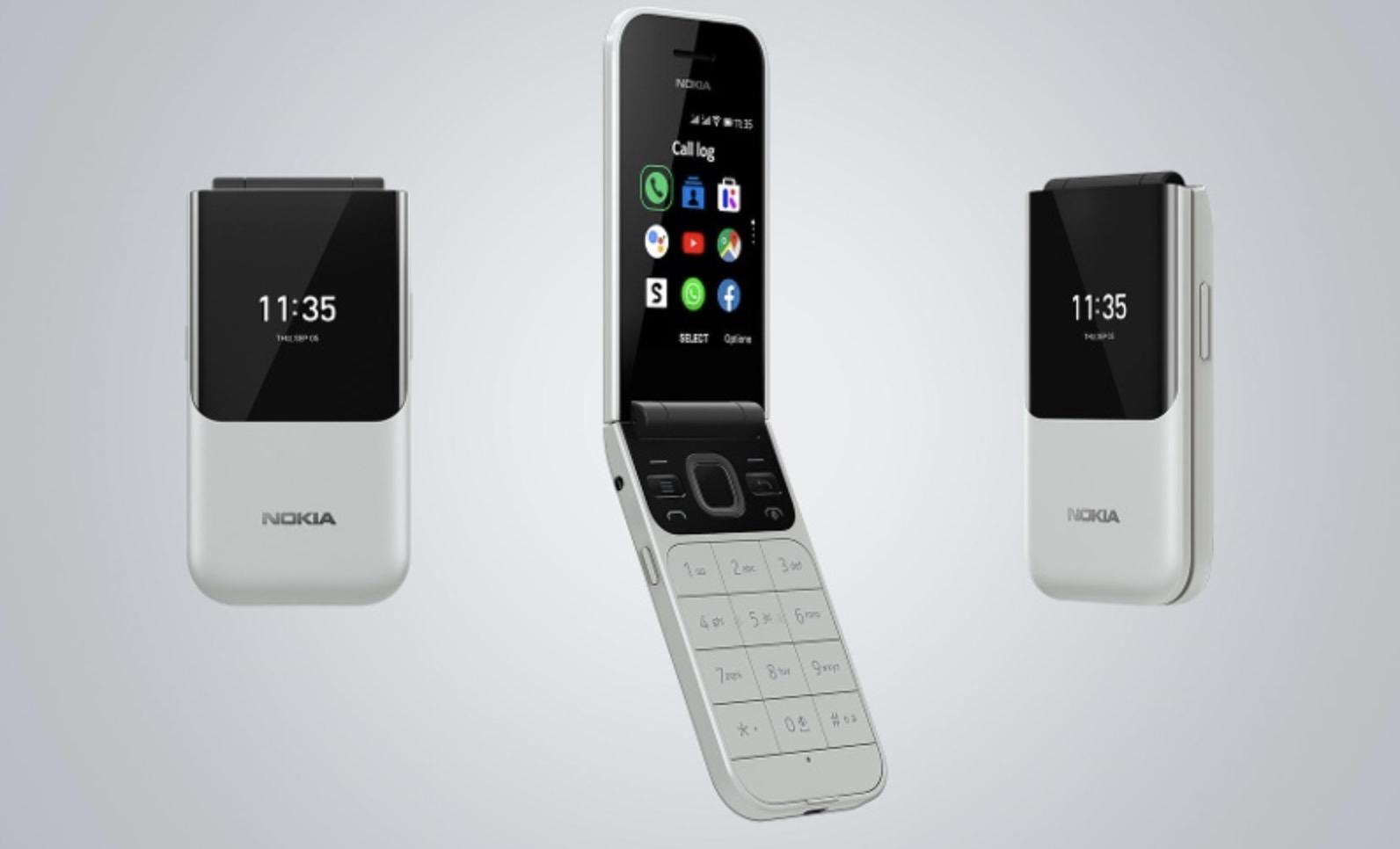 Pretul telefonului tip clapeta Nokia 2720 Flip care se lanseaza in SUA