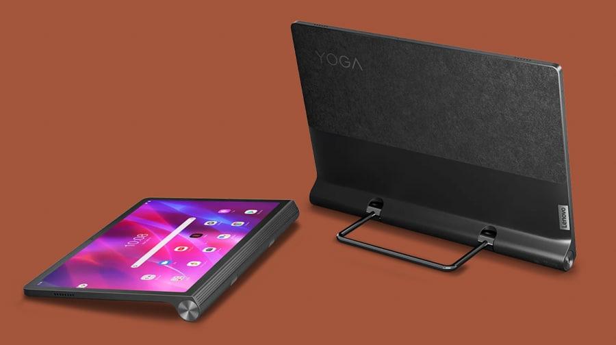 Tableta Lenovo care poate fi si monitor extern