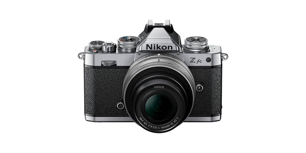 Pretul noii camere mirrorless Nikon Z FC cu design retro