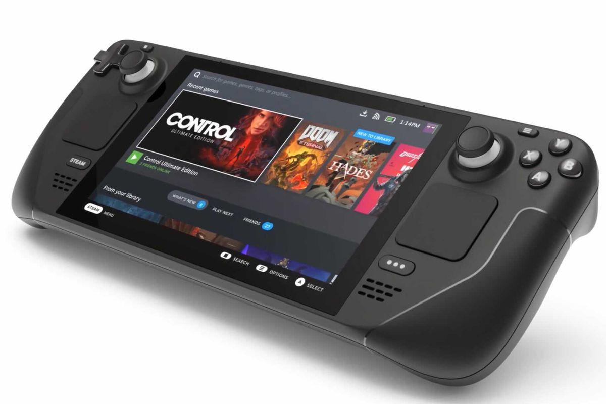 Pretul pentru aceasta consola de jocuri portabila Valve