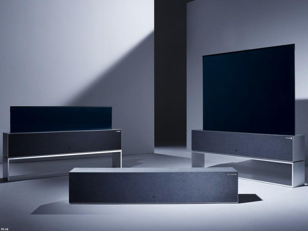 TV-ul cu pret de 100.000 de dolari al LG