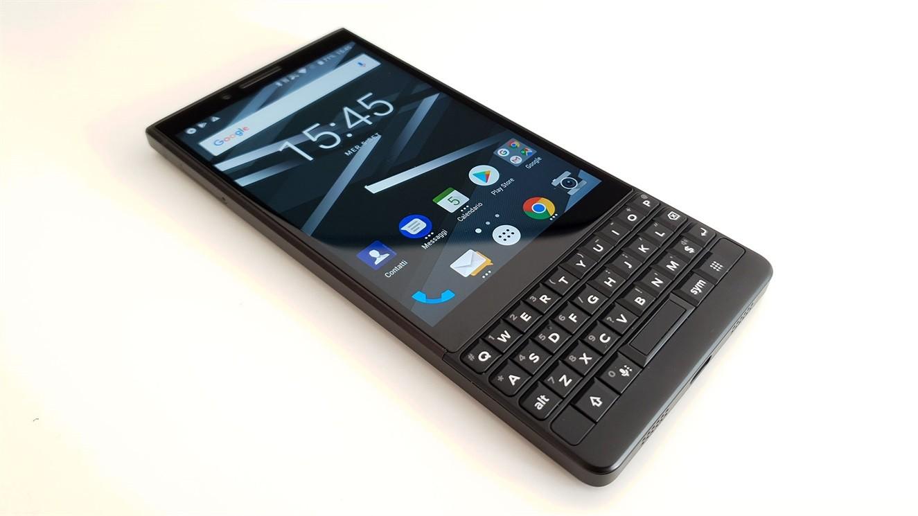BlackBerry inca lucreaza la acest smartphone interesant