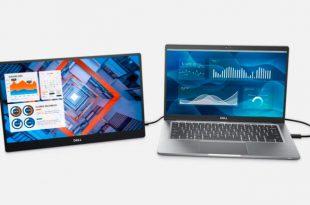Pretul acestui monitor portabil al Dell