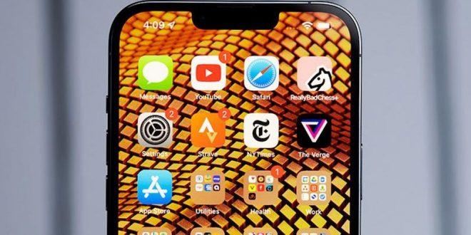 Dimensiunile acumulatorilor modelelor iPhone 13