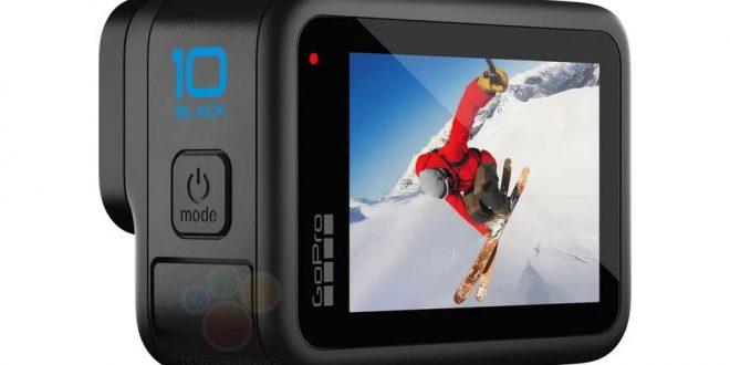 Informatii despre viitoarea camera de actiune GoPro Hero 10
