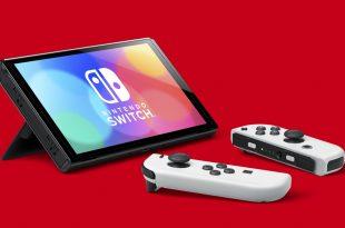 De ce consola de jocuri Nintendo Switch OLED va fi vanduta cu un strat de siguranta preinstalat pe ecran